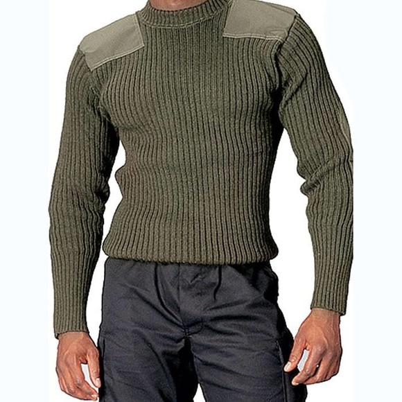 eac23fe13fe71 DSCP Other - DSCP Valor Collection Military Sweater 100% Wool